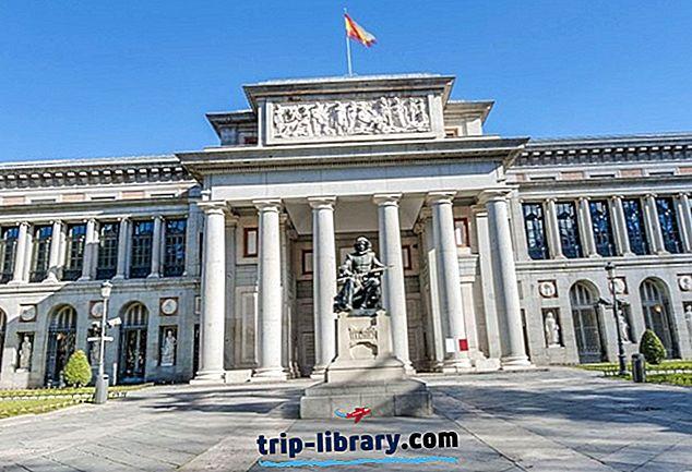 Madrid bölgesindeki en popüler 16 turistik gezi