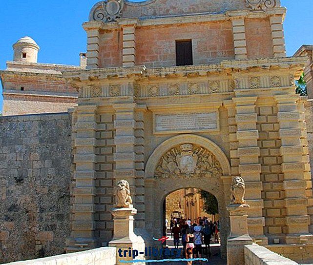11 atracciones turísticas mejor valoradas en Mdina