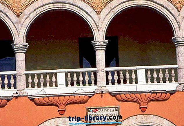 11 suurimat turismiobjektid Méridas