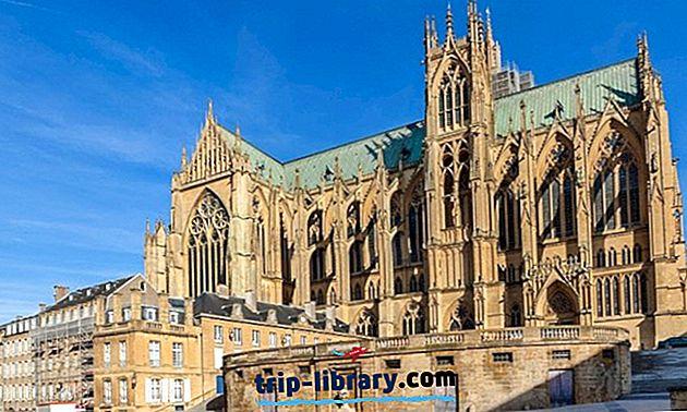 Metz ve Easy Day Trips En İyi 12 Gezi Yeri