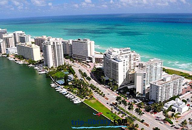 17 Top-rated turistattraktioner i Miami
