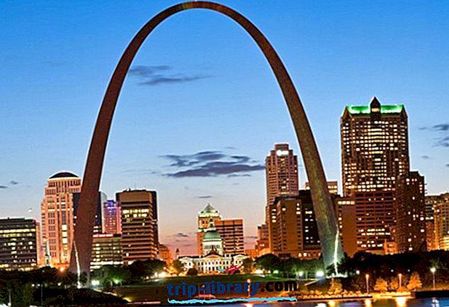 12 điểm du lịch được xếp hạng hàng đầu tại Missouri