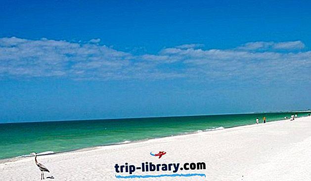 7 Nejlépe hodnocené resorty na ostrově Sanibel
