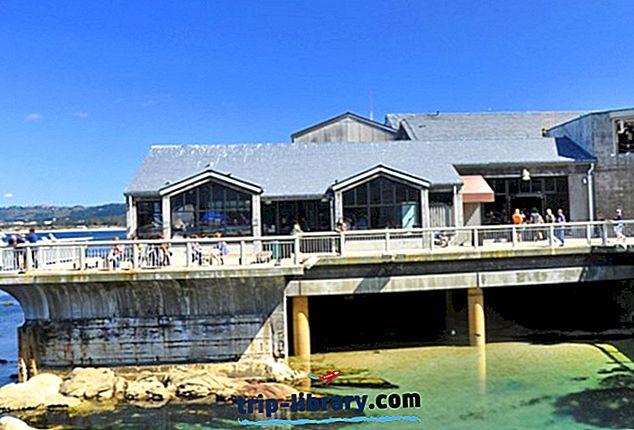 9 Nejlépe hodnocené turistické atrakce v Monterey