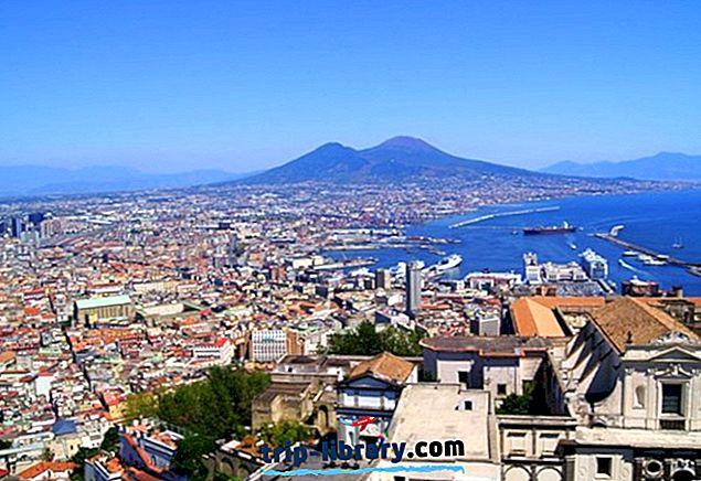 15 مناطق الجذب السياحي الأعلى تقييما في نابولي ورحلات يومية سهلة