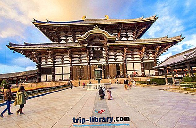11 populiariausių lankytinų vietų Nara mieste