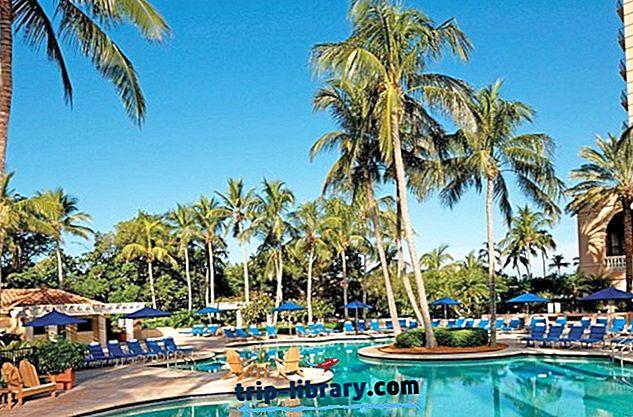 17 Nejlépe hodnocené resorty na Floridském pobřeží Mexického zálivu
