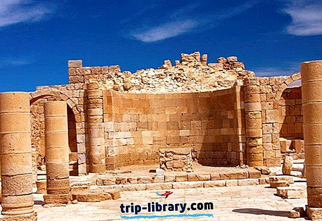 10 Top-bewertete Touristenattraktionen in der Negev-Region