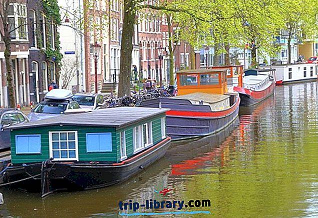 11 mest populære turistattraktioner i Holland