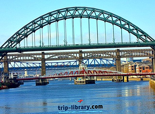 12 tipptasemel turismiobjektid Newcastle-upon-Tyne'is
