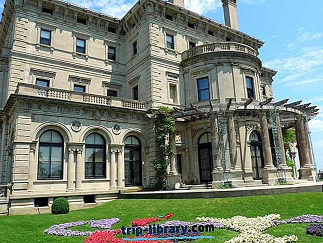15 tipptasemel turismiobjektid, Newport, Rhode Island