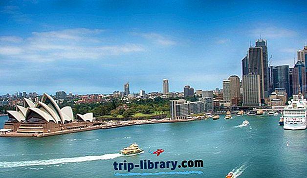 14 Bedst bedømte turistattraktioner i New South Wales (NSW)