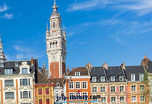 12 κορυφαία αξιοθέατα σε Nord-Pas-de-Calais