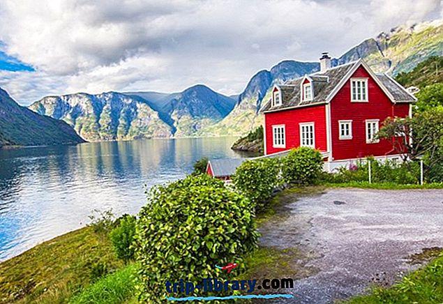 15 populārākās tūrisma atrakcijas Norvēģijā