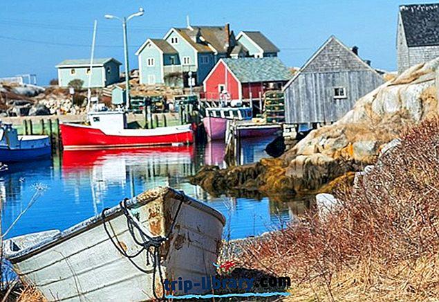 16 legnépszerűbb turisztikai látványosságok Nova Scotia területén