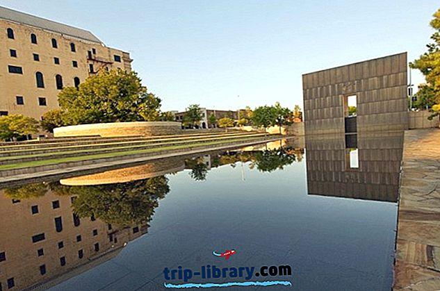 12 най-високо оценени туристически атракции в Оклахома Сити
