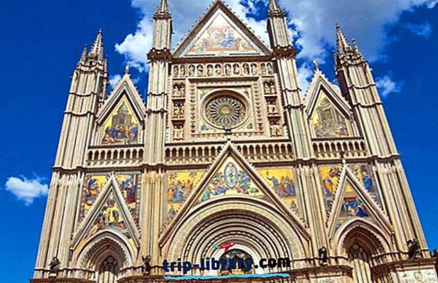 10 Topprankade turistattraktioner i Orvieto