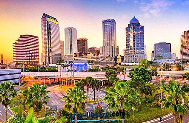 Kde se ubytovat v Tampě: Best Areas & Hotels, 2019