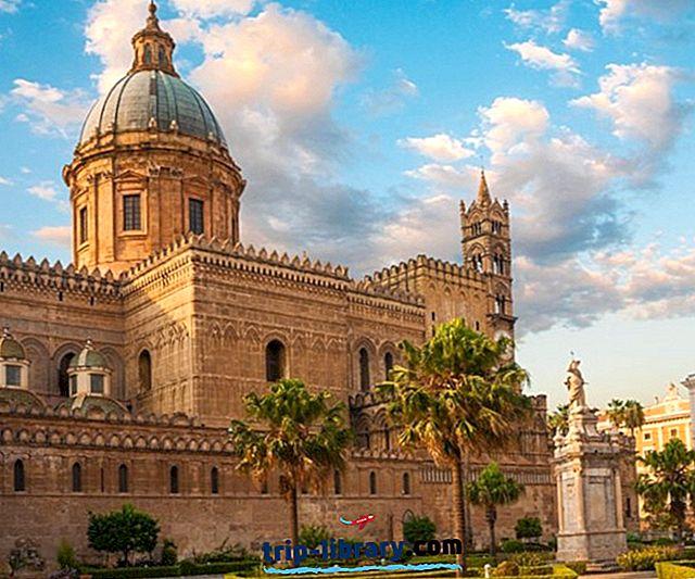 16 populaarsemat turismiobjektit Palermos