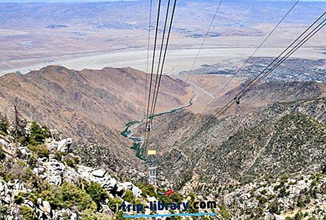10 nejoblíbenějších turistických atrakcí v Palm Springs
