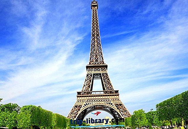 28 Nejlépe hodnocené turistické atrakce v Paříži