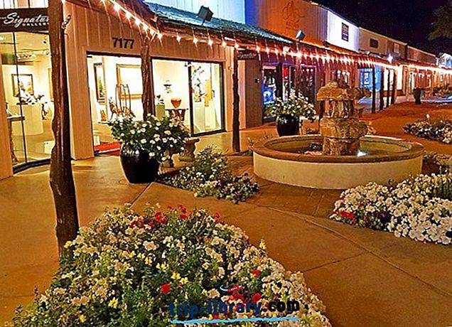 scena izlaska u Scottsdaleu datiraju preko 30