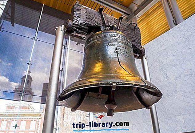 15 mest populære turistattraktioner i Philadelphia