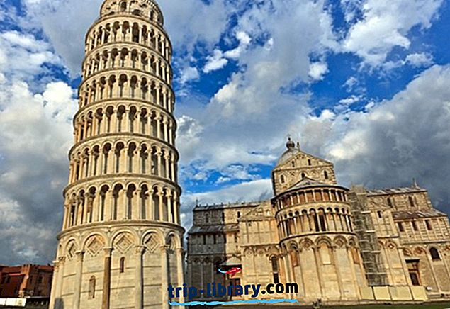 11 Topprangerte turistattraksjoner i Pisa