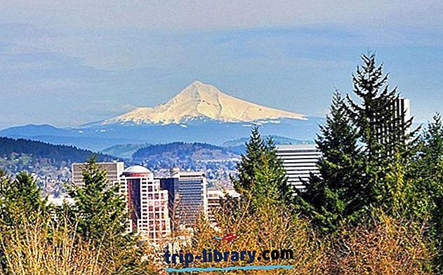 12 populaarsemaid vaatamisväärsusi Portlandis, Oregonis