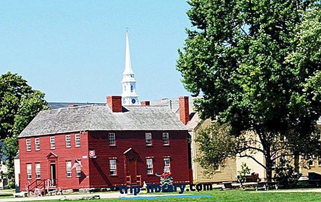 11 Bedst bedømte turistattraktioner og ting at gøre i Portsmouth, NH