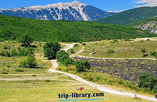 20 najbolj priljubljenih znamenitosti in krajev za obisk v Haut-Vaucluse, Provence