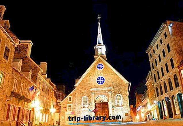 15 Najbolje ocijenjenih turističkih atrakcija u gradu Québec