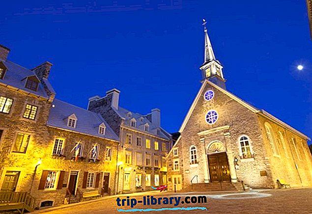 17 найкращих туристичних визначних пам'яток Квебеку