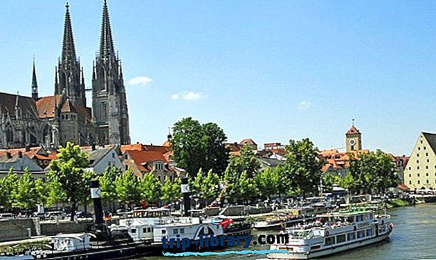 14 populārākās atrakcijas un lietas Regensburgā