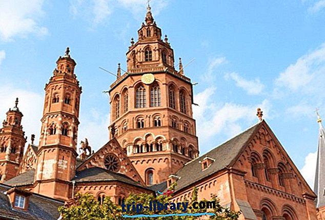 9 лучших туристических достопримечательностей в долине Рейна