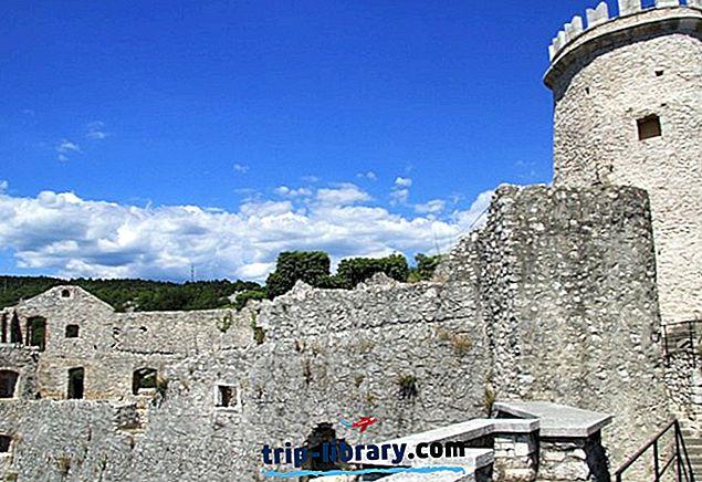 リエカのトップ12観光名所&観光スポット