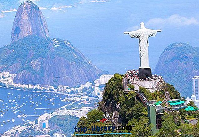 15 Topp turistattraktioner i Rio de Janeiro och enkla dagsutflykter