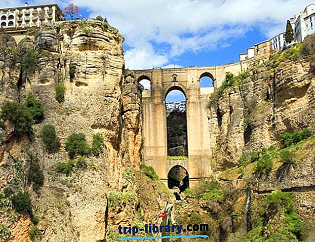 11 Nejlépe hodnocené turistické atrakce v Ronda