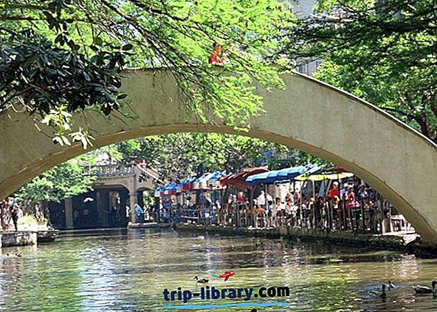16 Najlepšie hodnotené turistické atrakcie a zaujímavosti v San Antonio