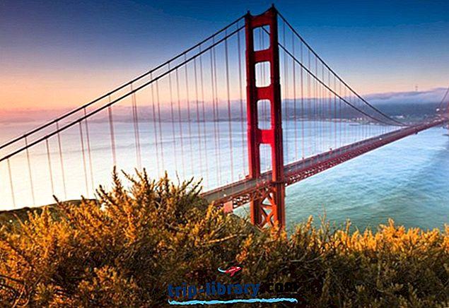 17 κορυφαία τουριστικά αξιοθέατα στο Σαν Φρανσίσκο