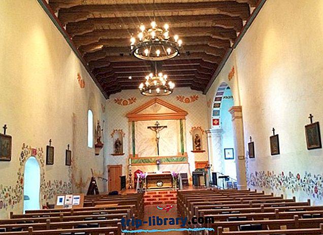 12 Tarikan Pelancong Tertinggi di San Luis Obispo