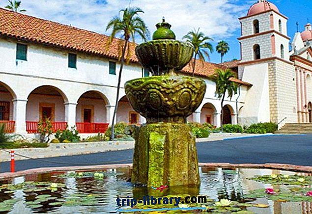 14 Најбоље оцењених туристичких атракција у Санта Барбари