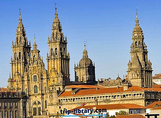 11 suosituinta nähtävyyttä Santiago de Compostela & Easy Day Tripsissa