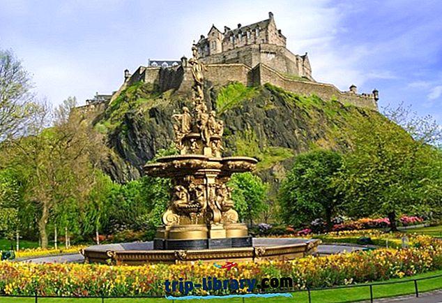 スコットランドのトップ12の観光名所