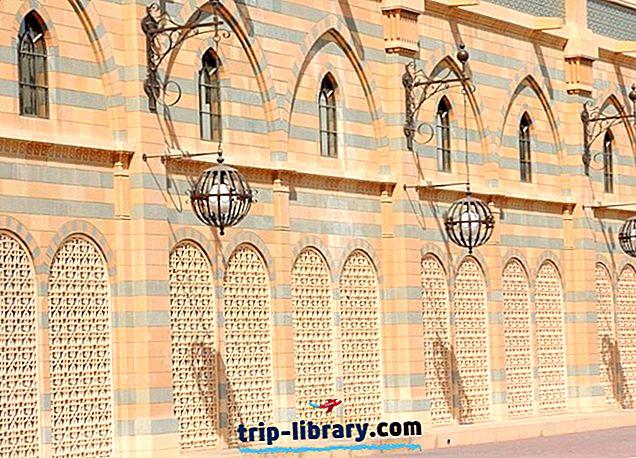 14 populārākie tūrisma objekti Sharjah
