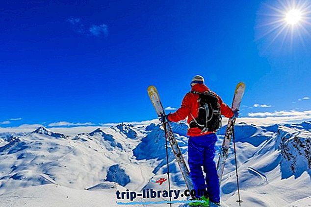 10 populiariausių slidinėjimo kurortų Prancūzijoje, 2019 m