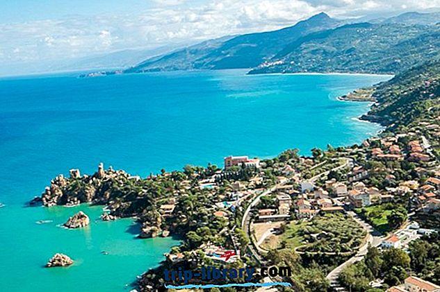 12 legnépszerűbb turisztikai látványosságok Szicíliában