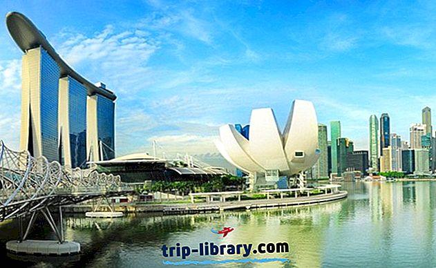 16 bestbewertete Sehenswürdigkeiten in Singapur
