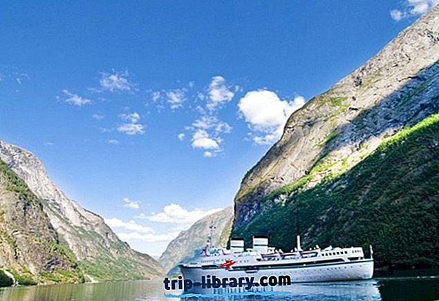 8 mest populære turistattraktioner i Sognefjorden