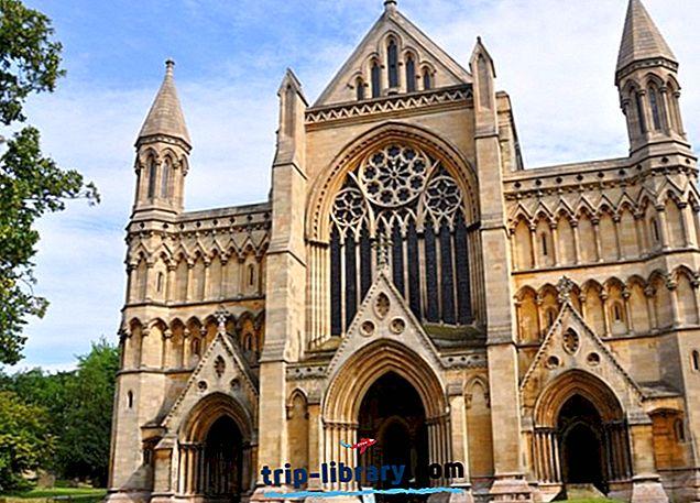 8 mest populære turistattraktioner i St Albans